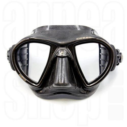 Maska Cressi Nano, czarna