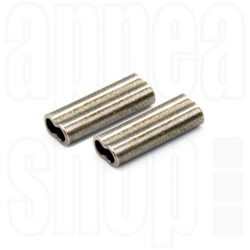 Zaciski Salvimar do linki nylonowej 1,40mm