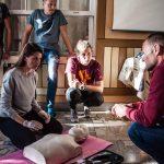 Zlot Freediverów w Giewartowie 2018