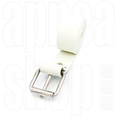 Pas Marsylski Epsealon nitowany, biały