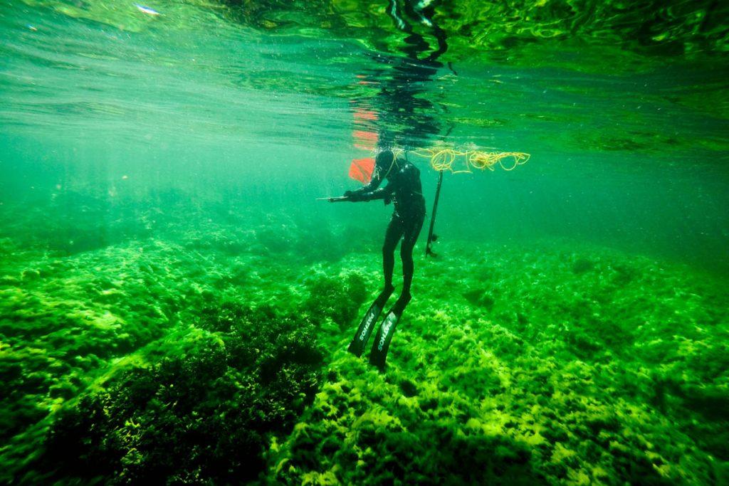 Kryształowe wody Bornholmu