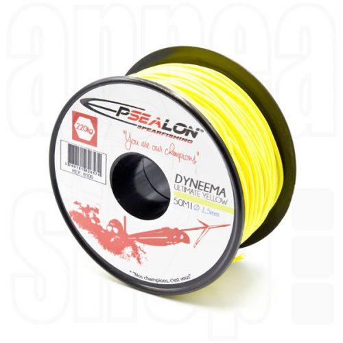 Dyneema Ultimate Epsealon 1,5MM | żółta