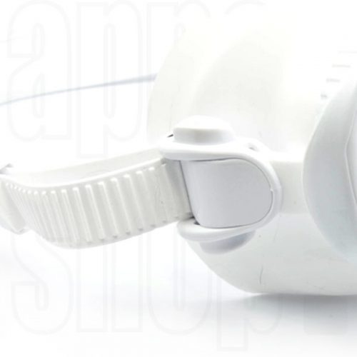 Maska PATHOS Micro Mask, biała